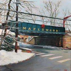 Maplewood Train Station Bridge