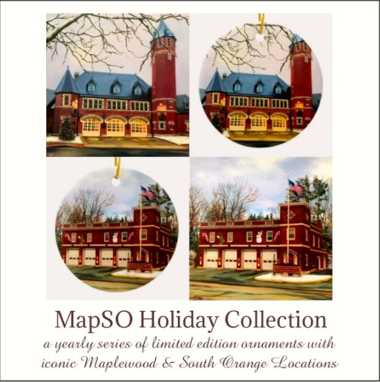 MapSO Holiday Collection 2020