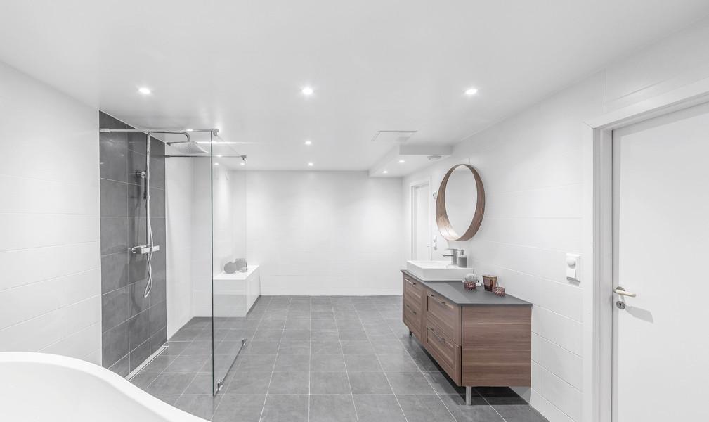 Lisana badrumsrenovering