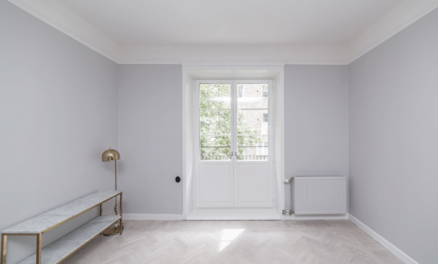 Lisana totalmålning av lägenhet