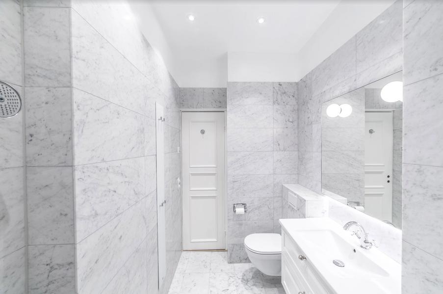 Lisanabygg badrumsrenovering