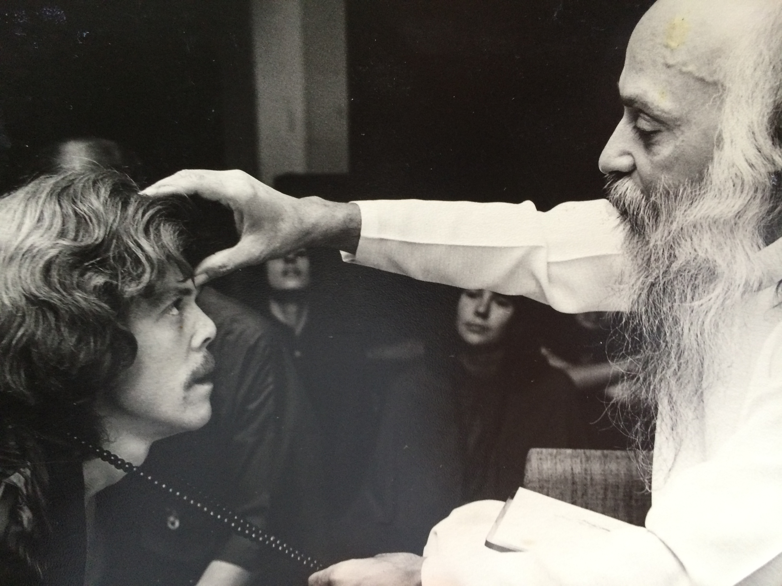 En la India con Osho 1981