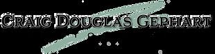 Craig Douglas Gephart Photography logo image