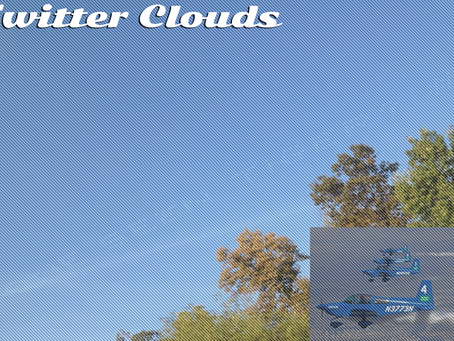 Twitter Clouds