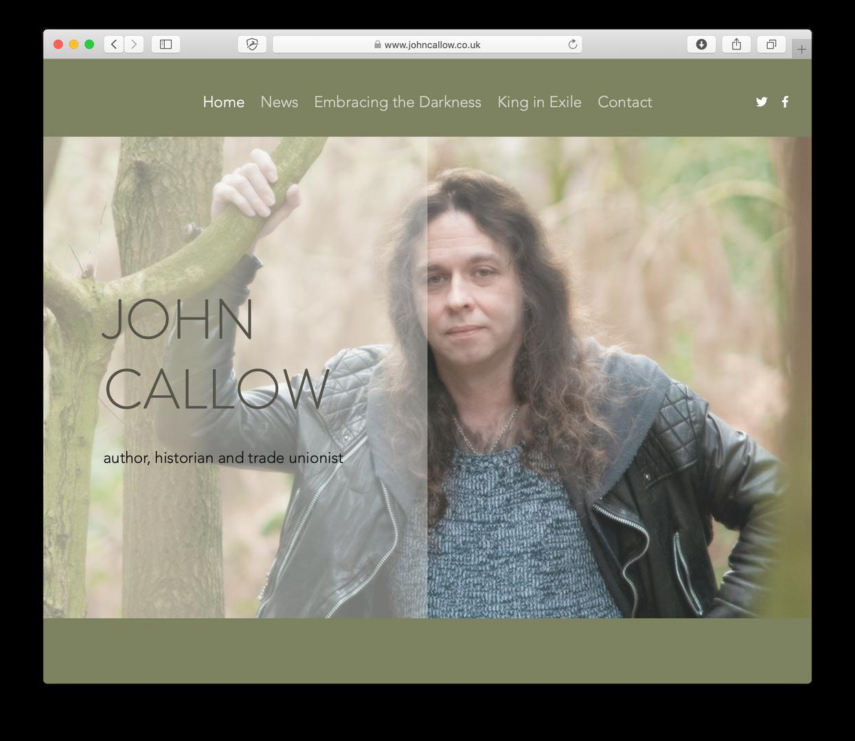 Client - John Callow