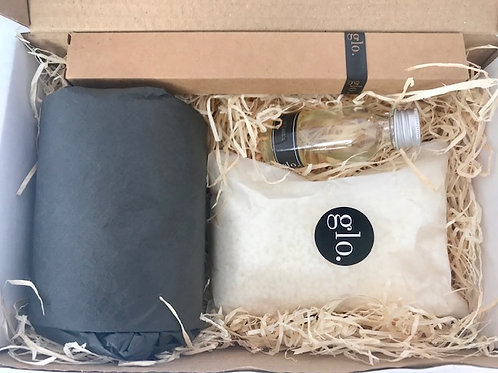 Pink Champagne Candle Making Kit