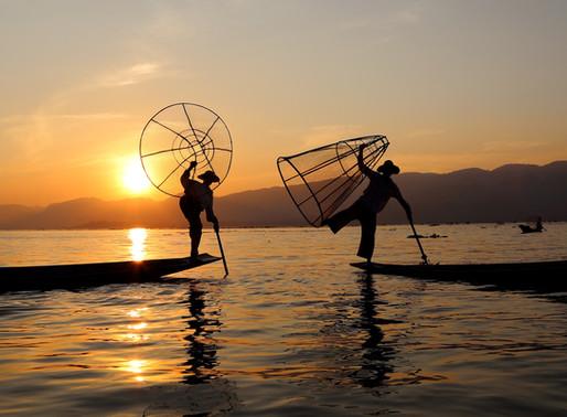Inle Lake, the Water World of Myanmar
