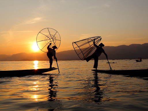 Inle Lake, the Water World of Myanmar