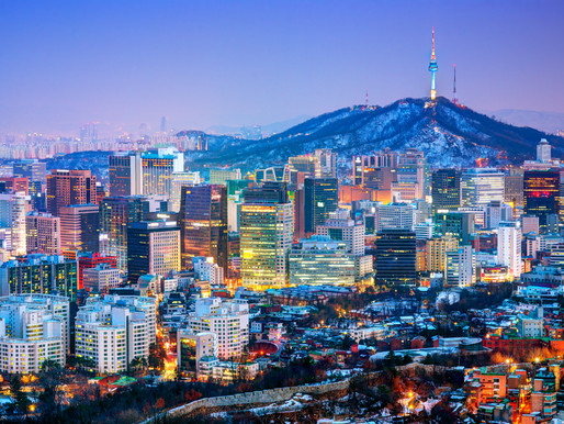 Where in the World: South Korea