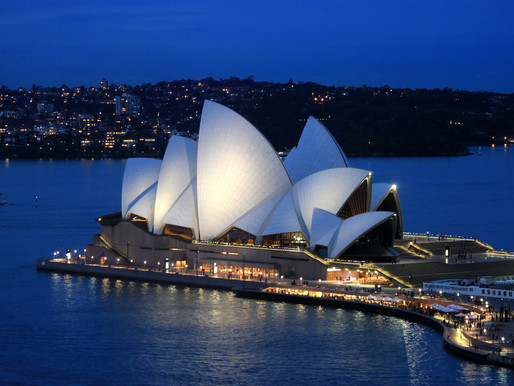 Go Behind the Scenes at the Sydney Opera House
