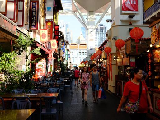 Singapore's Mouth-watering Tekka Market