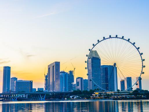 Singapore, a Modern Island Paradise