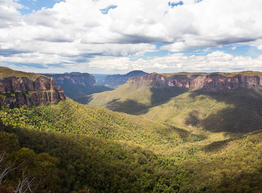 Eaglehawk Lookout - Breathtaking Views of the Three Sisters
