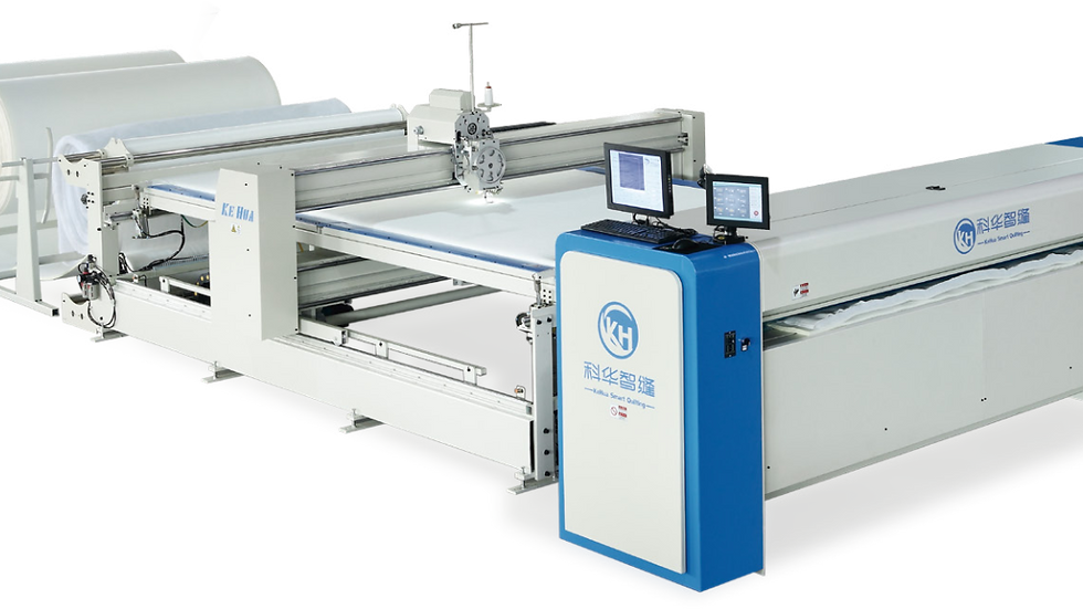 Single-Head Continuous Quilting Machine KH-V1A