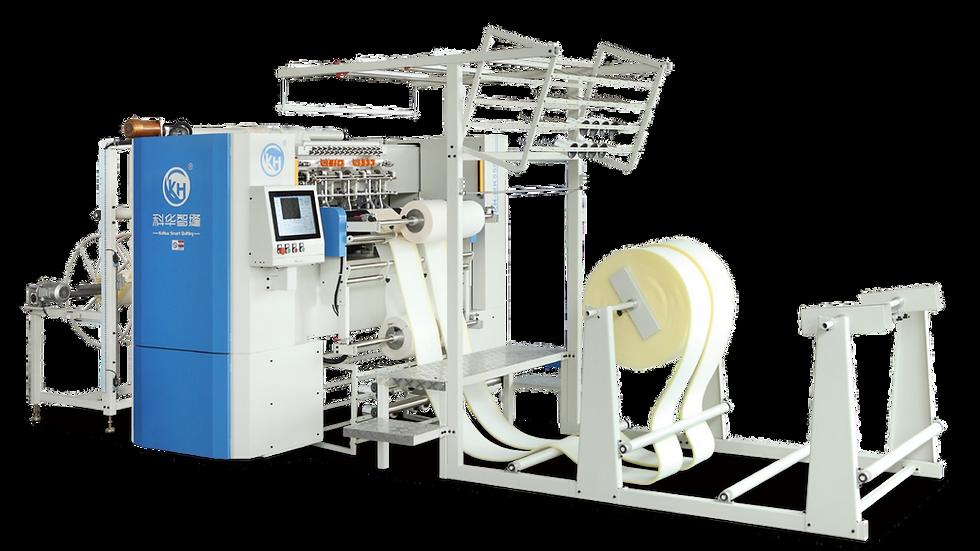 Border Double-Chain Stitch Quilting Machine KH-MK550