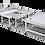 Thumbnail: Single-Head Frame-Type Quilting Machine KH-V1S