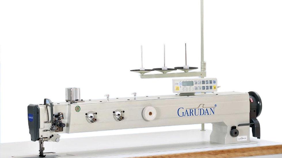 Zipper inserting Long-arm Sewing Machine GF-238-448M/L100-PFI