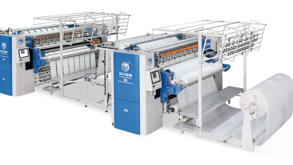 High Speed Double-Chain Stitch Combination KH-420BD; KH-420SL