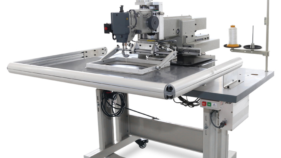 Automatic Label Sewing Machine KH-3020; KH-3040