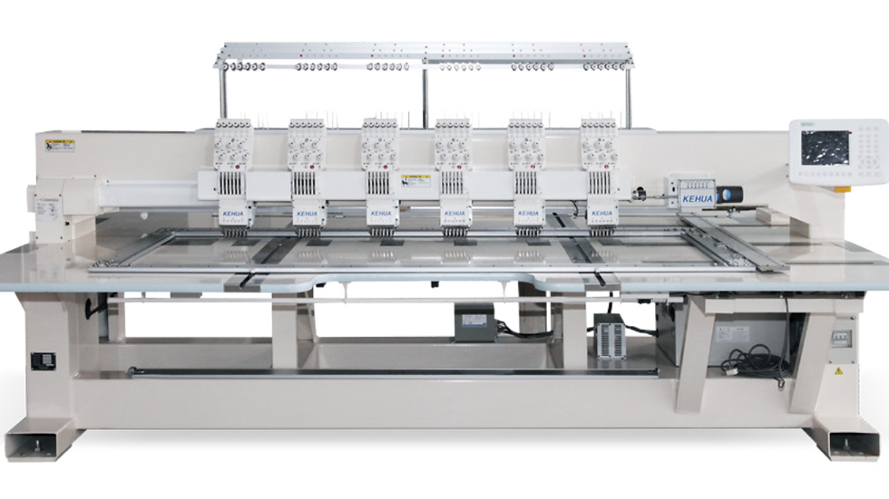 Flat Embroidery Machine KH-606