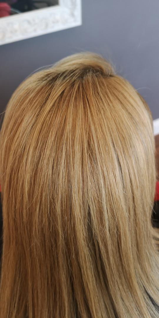 New hair system