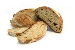 Geschnittenem Brot