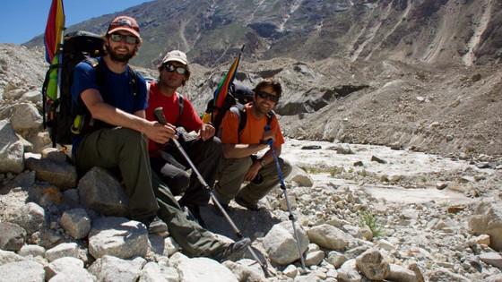 Gasherbrum II / Reporte 8 : CB - Skardu