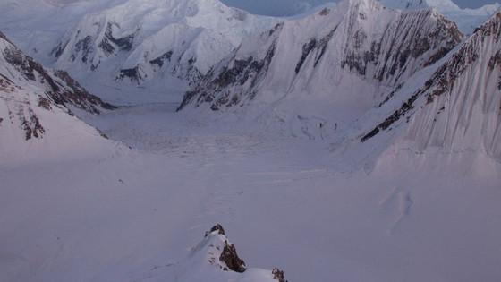 Gasherbrum II / Reporte 6 : Ruta Equipada