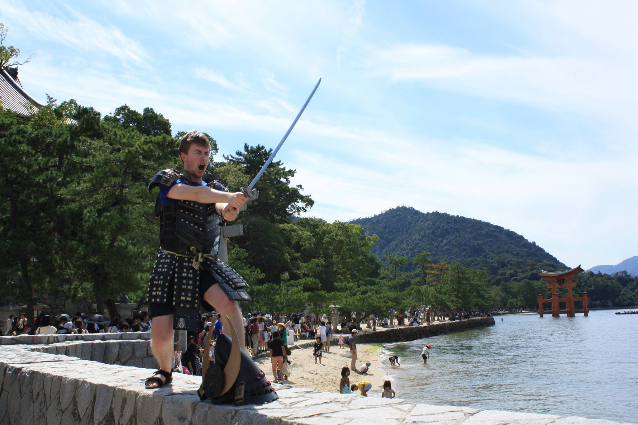 Miyajima Samurai