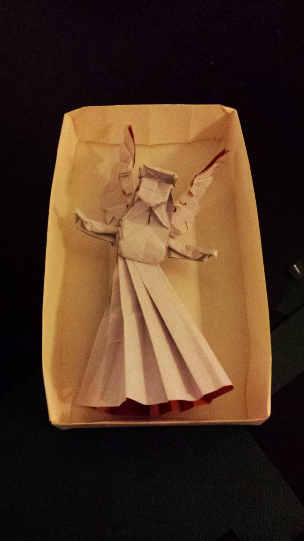 Origami angel 2