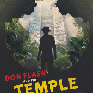DON FLASH AND THE TEMPLE OF HORRORS