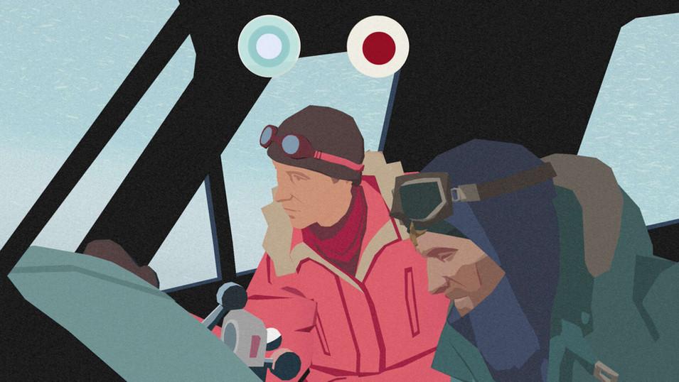 SOTC - Pilot