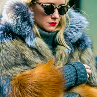 THE EVOLUTION FROM FUR TO FAUX