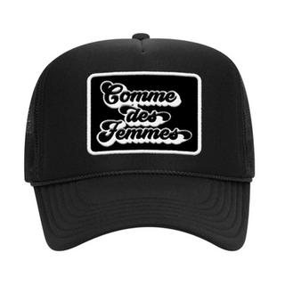 COMME DES FEMMES BLACK HAT -- SOLD OUT