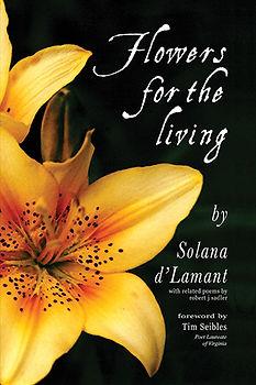 Flowers for the living cover for WIX Poe