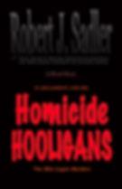 Homicide Hooligans Short Story frnt cove