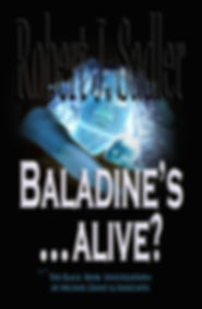 Baladine's... Alive front cover only 9.2