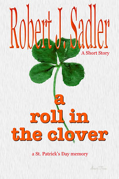 a roll in the clover - a short story COV