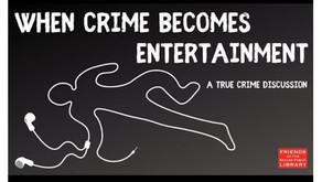 Zoom True Crime Talk on YouTube