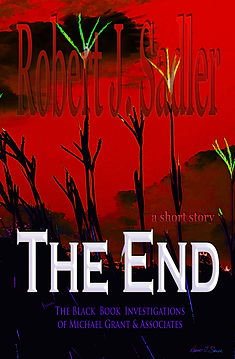 The End (a short story) front cover only