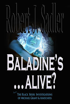 WIX Baladine's Alive [3] Front Cover Onl
