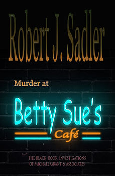 Betty Sue's Cafe front cover only 9.25.1