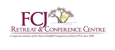 FCJ Retreat & Conference Centre Logo