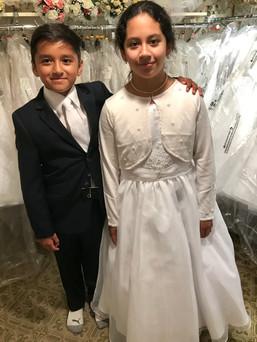 Luis & Barbara - St. James Parish, Carmel