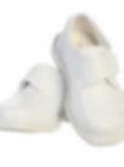 Lito boys white shoes Toddler 5 -Youth 6