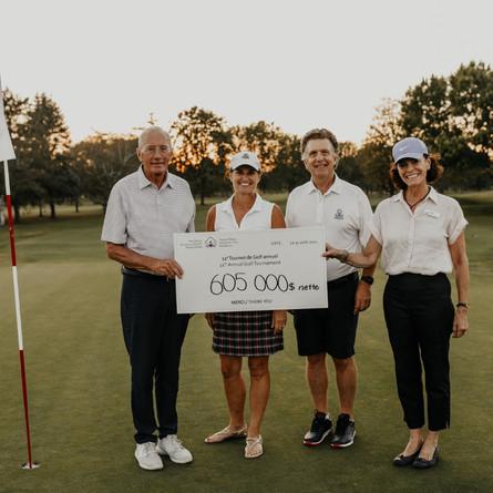 PR: Community support at Teresa Dellar Palliative Care Residence 11th annual golf tournament