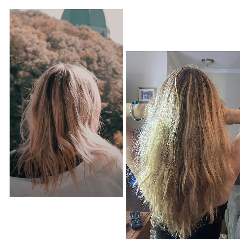 How I grew my hair out and how you can too