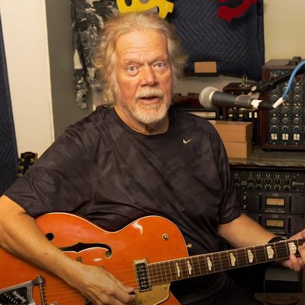 Takin' Care of Business: Stolen guitar returned after 45 years