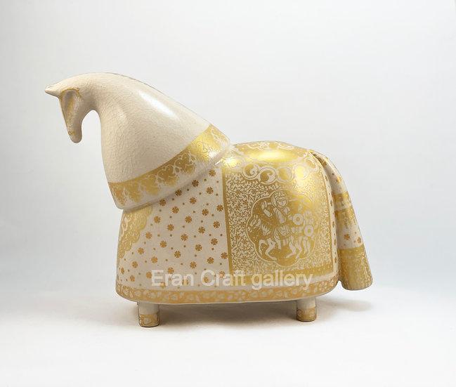 White Seljuk, Champion Horse
