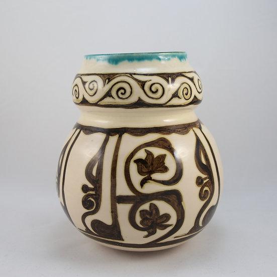 Leaf, Handmade Bowl